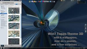 WIN 7 TOPAS THEME 3D by Topas2012