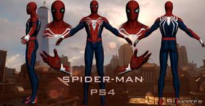Spider-Man Insomniac Obj