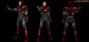XNA-Iron Man-MK47