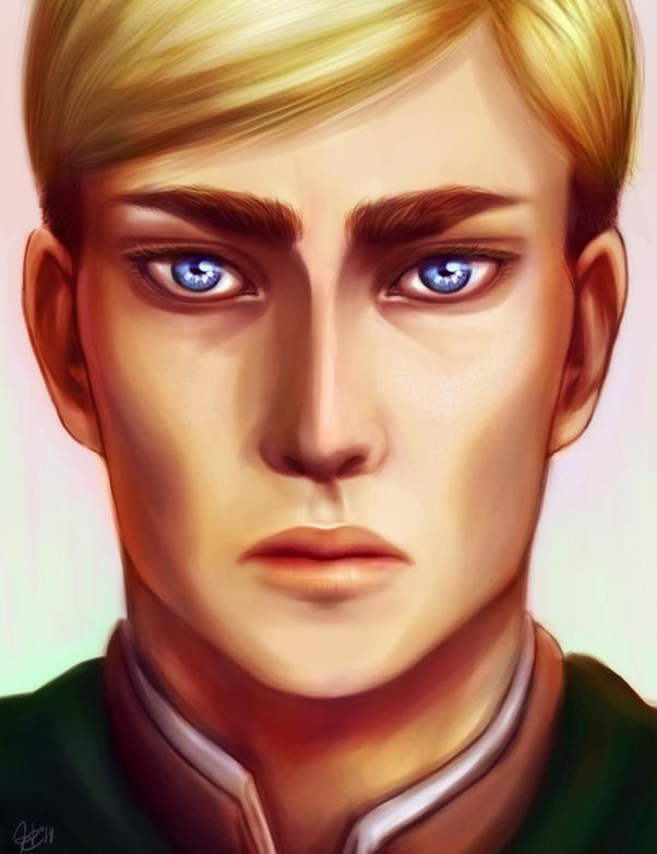 A Commanders Choice - (ErwinxReader) by krebony on DeviantArt
