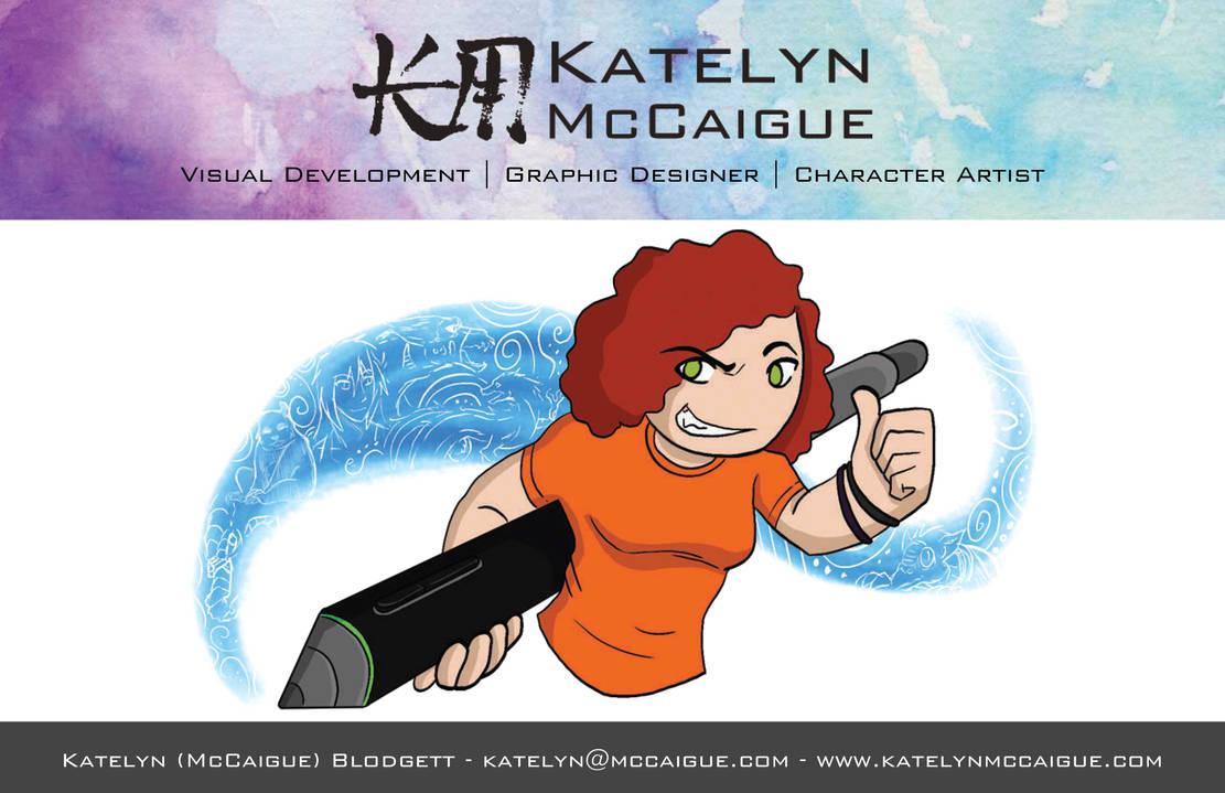 KMcCaigue Visual Development Portfolio 2016