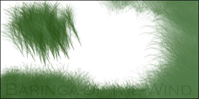 Grass Brushes 5 by Baringa-of-the-Wind