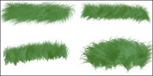 Grass Brushes 1