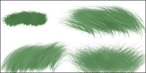 Grass Brushes 3