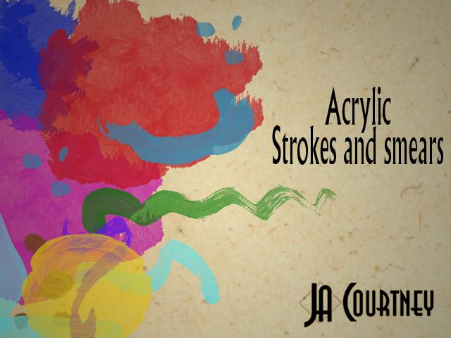Arcylic Brushes