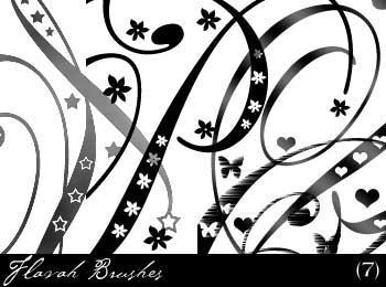 n0ir brushes 02 by eXitParis