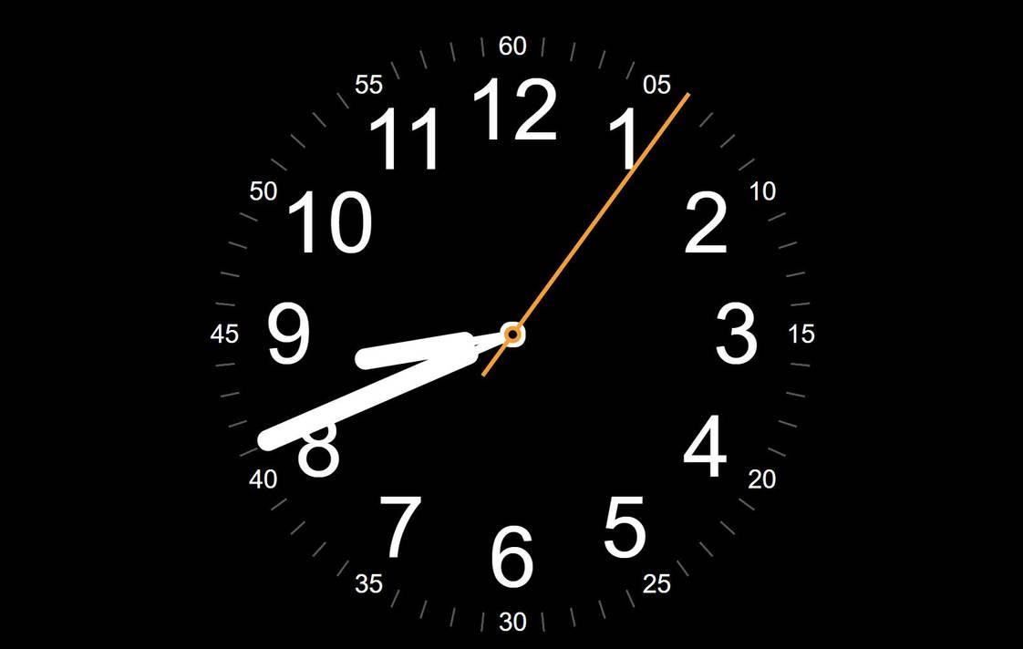 Бесплатные Обои Часы На Русском