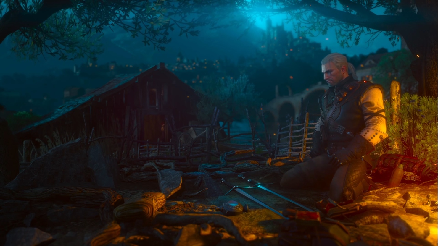 The Witcher 3 Animated Wallpaper By Smithjerry On Deviantart