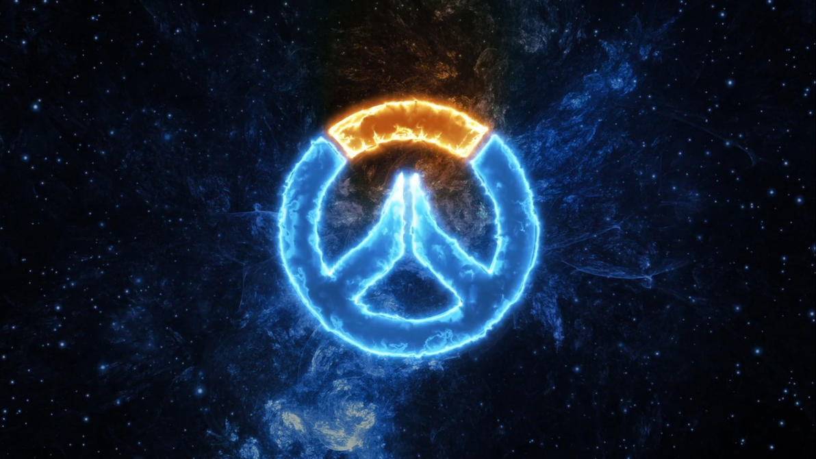 Overwatch game logo live wallpapers by smithjerry on deviantart - Video game live wallpapers ...