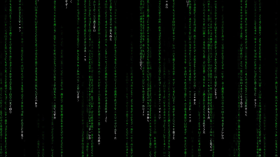 Matrix Code Animated Hd Wallpaper By Smithjerry On Deviantart