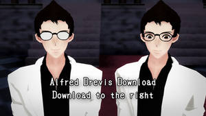 Mad Father MMD: Alfred Drevis (DOWNLOAD) 2.0