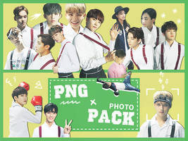 PNG #06 'VERY NICE' MV Making*16+PHOTO PACK*18 by verniieee