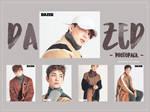 PACK #02 'DAZED magazine'(vocal) photo pack*5