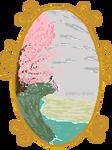 Adopt Sakura on Cliff Set Price (open) by Maru-ttan
