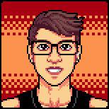 New Avatar - Self Portrait