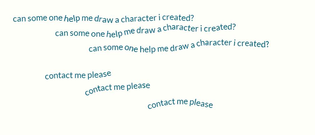 can u help me? by ILOVEALLMANGA