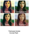 Movie's Curves Pack