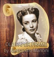 PAPER PSD FRAME by AlessandroMancini