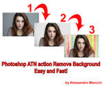 REMOVE BACKGROUND ATN action