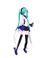 Appearance Miku Type 2020 DL by sincerus113