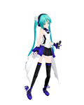 Appearance Miku Type 2020 DL