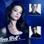 Teen Wolf Png Pack