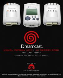 Dreamcast Memory Units