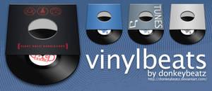Vinyl Beats by donkeybeatz by donkeybeatz