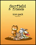 Garfield and FriendsICONS