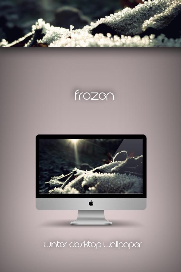 frozen by othum