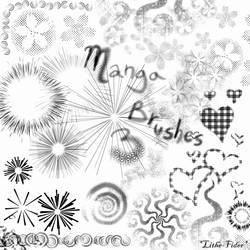 Manga Brushes 3