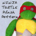 Ninja Turtle Plushie TUTORIAL