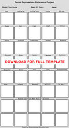 Expressions Project Template by chronicdoodler