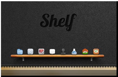 Shelf by gummysauce