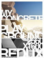 My Concrete Playground REDUX by aphaits