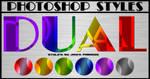 Photoshop Styles - DUAL