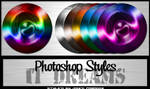 Photoshop Styles - It Dreams
