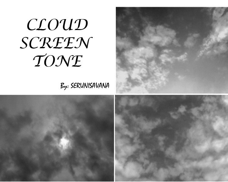 Cloud Tone Pack by serunisavana