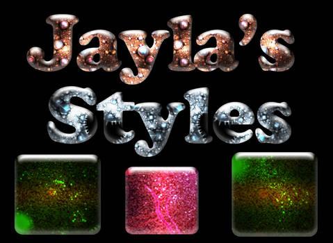 Photoshop Styles Set 8