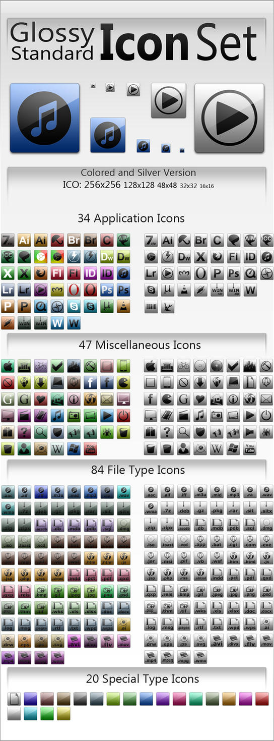 Glossy Standard 1.1 by snipes2