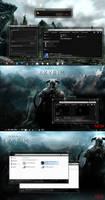 FUS RO DAH!!!  -Skyrim Visual Style-