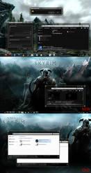 FUS RO DAH!!!  -Skyrim Visual Style- by snipes2