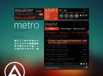 metro skin for AIMP3