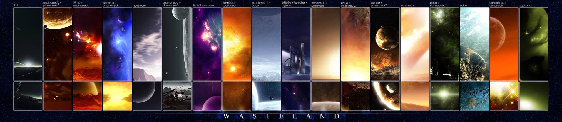 Wasteland Pack