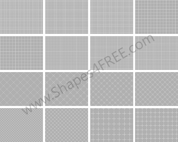 120 Photoshop Grid Patterns by Shapes4FREE on DeviantArt