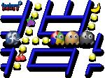 Fedora Games - retro style by nicubunu