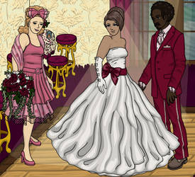 Wedding Day by rockafellow