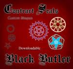 Contract Seal Custom Shapes by MegumiBara