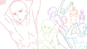 F2U - Samezuka Draw the Squad by MegumiBara