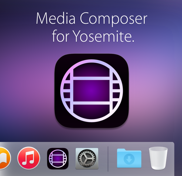 Media Composer Icon Replacement (OS X Yosemite) by X-X-L ...
